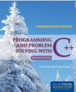Programming & Problem Solving with C++