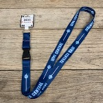 Iowa Central Full Trident Lanyard