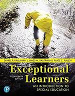 Exceptional Learners: An Introduction to Special Ed
